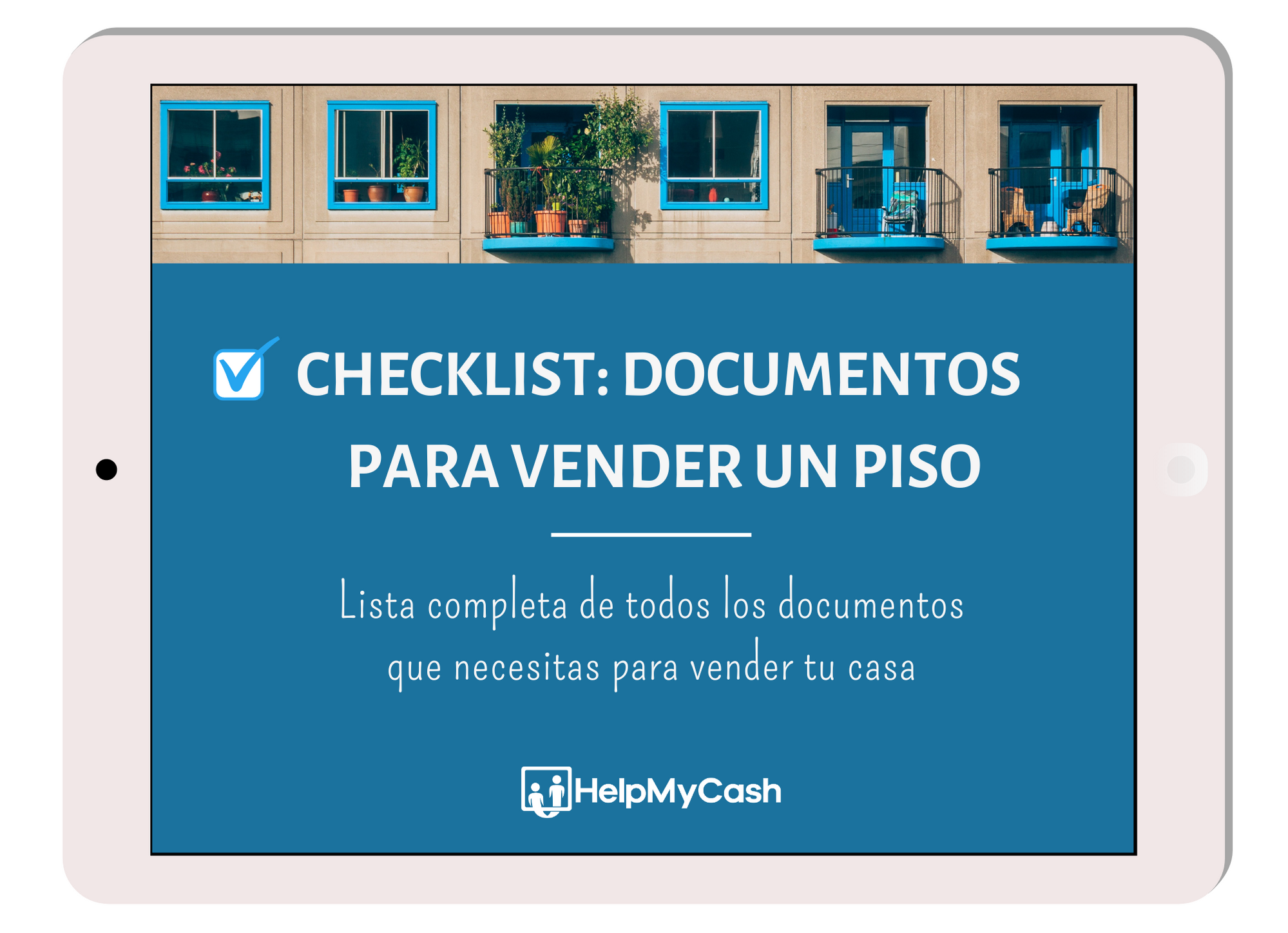 Checklist: documentos para vender un piso